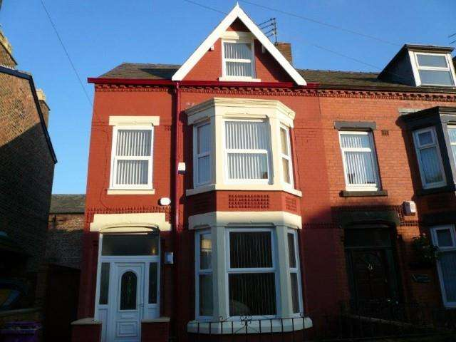 3 Bedrooms Terraced House for sale in Stanley Street, Fairfield, Liverpool, Merseyside, L7