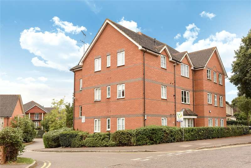 2 Bedrooms Apartment Flat for sale in Farringdon Court, Erleigh Road, Reading, Berkshire, RG1