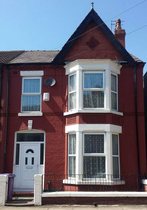 4 Bedrooms Terraced House for sale in Duddingston Avenue, Mossley Hill, Liverpool, L18