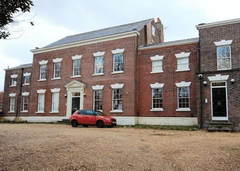 2 Bedrooms Flat for sale in Church Road North, Wavertree, Liverpool, L15
