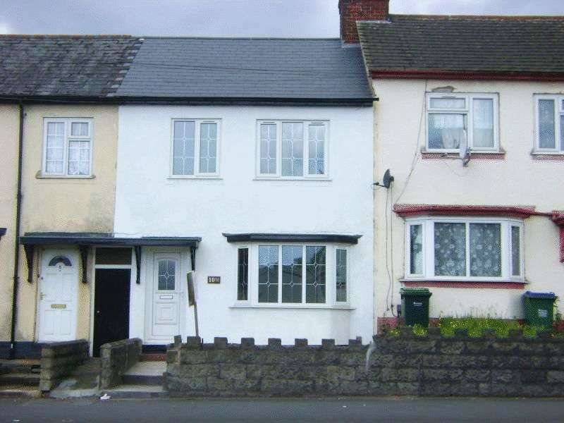 3 Bedrooms Terraced House for sale in Black Lake, West Bromwich