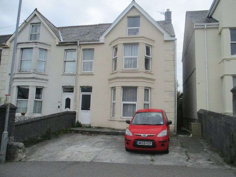 5 Bedrooms Semi Detached House for sale in 44 Alexandra Road, St. Austell