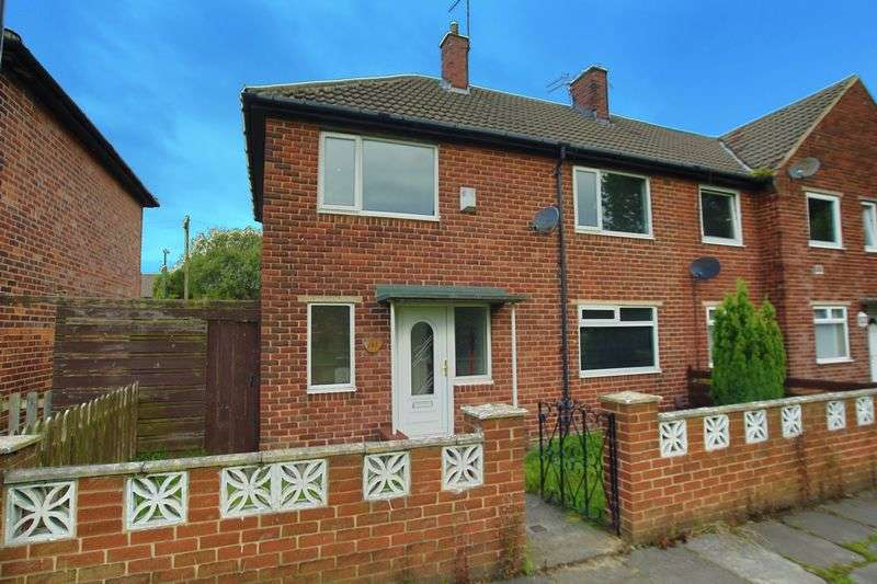 3 Bedrooms Terraced House for sale in Finchale Road, Hebburn