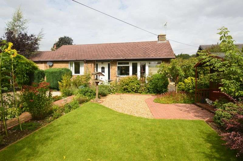 2 Bedrooms Detached Bungalow for sale in Langwith Lodge Drive, Nether Langwith