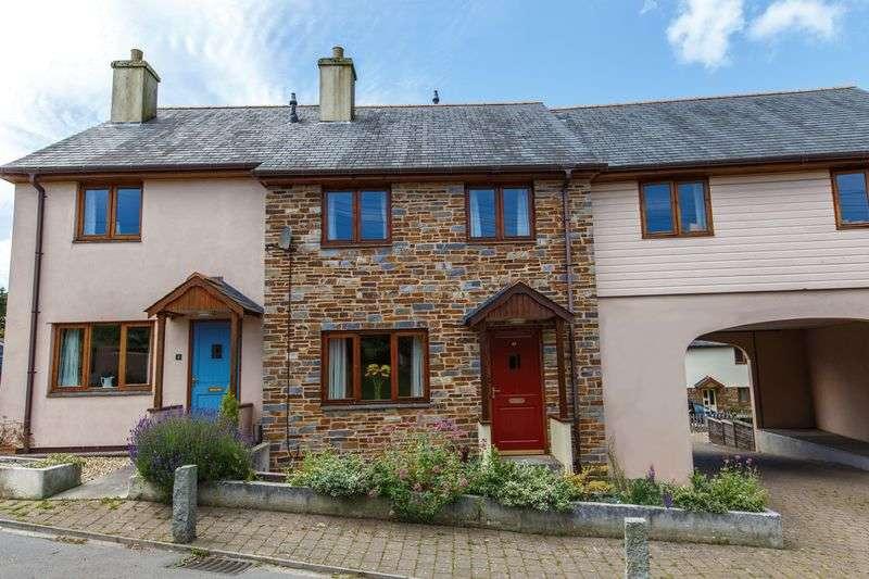 3 Bedrooms Terraced House for sale in Corner Close, Morchard Bishop