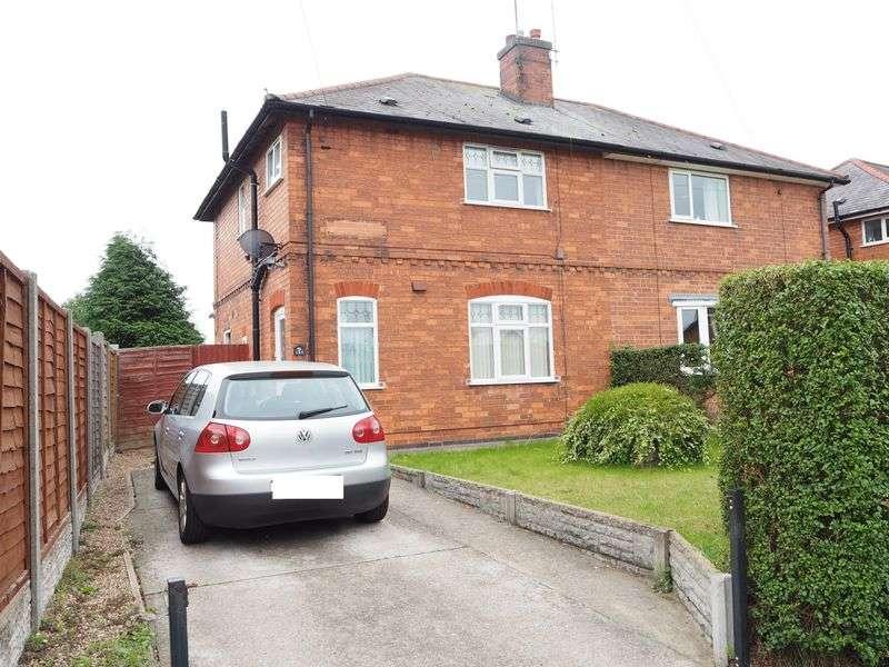 3 Bedrooms Semi Detached House for sale in Mount Road, Balderton