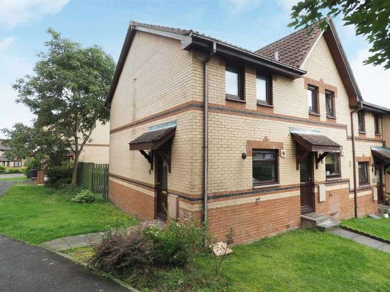 2 Bedrooms Terraced House for sale in 20 Laing Gardens, Broxburn