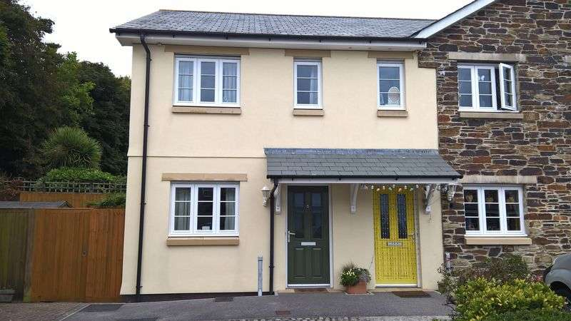 2 Bedrooms Terraced House for sale in Westheath Avenue, Bodmin