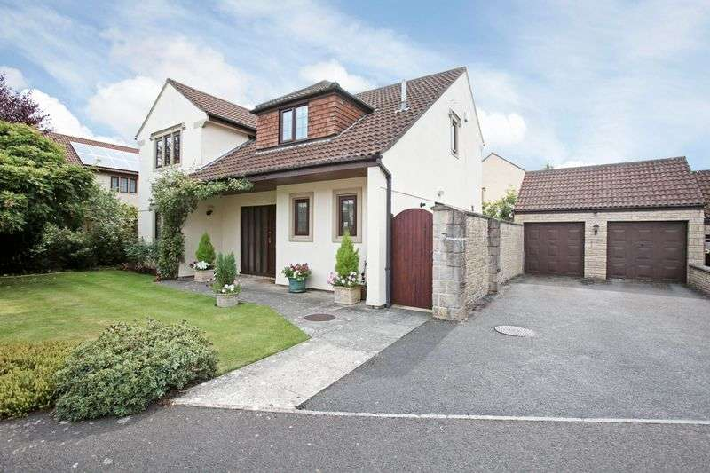 4 Bedrooms Detached House for sale in 1 King Alfreds Way, Wedmore