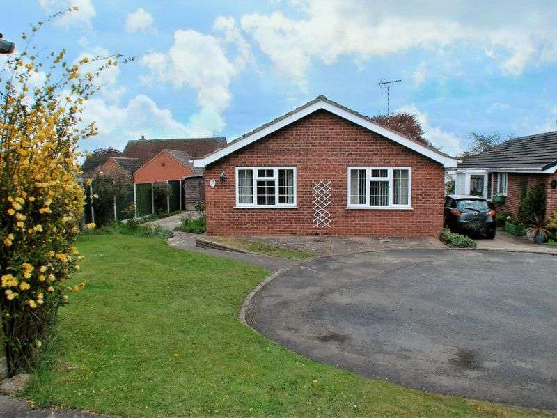 2 Bedrooms Detached Bungalow for sale in Morton Close, Radcliffe-on-Trent