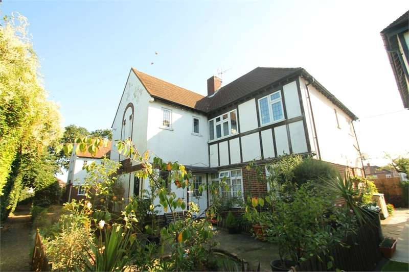 2 Bedrooms Maisonette Flat for sale in Kingsbridge Court, N21