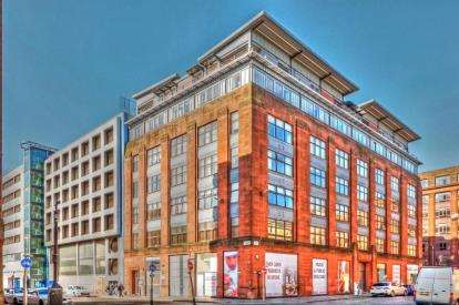 1 Bedroom Flat for sale in Hutcheson Street, Merchant City