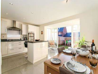 4 Bedrooms Detached House for sale in Monkton Heathfield, Taunton, Somerset