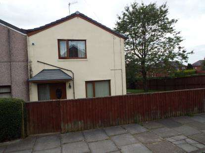2 Bedrooms Semi Detached House for sale in Coleshill Avenue, Burnley, Lancashire, BB10