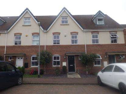 3 Bedrooms Town House for sale in Home Park Drive, Buckshaw Village, Chorley, Lancashire, PR7