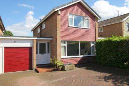 3 Bedrooms Detached House for sale in Aspin Way, Knaresborough, North Yorkshire
