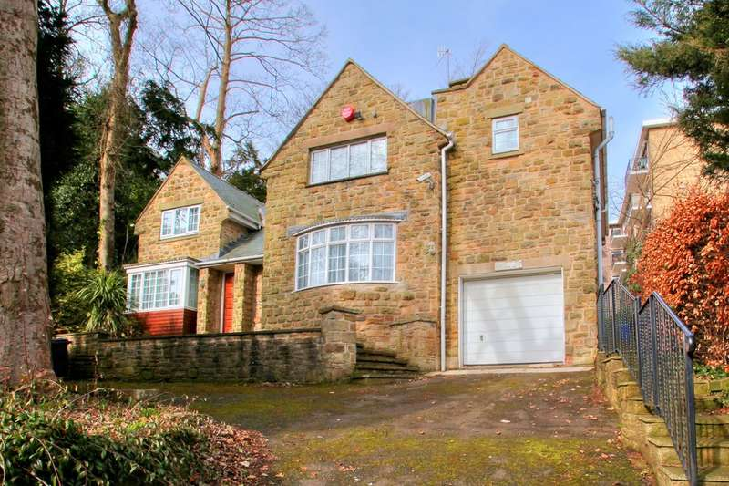4 Bedrooms Detached House for sale in Stand House Lodge, 270a,Fulwood Road, Broomhill, Sheffield, S10 3BL.