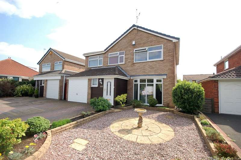 4 Bedrooms Detached House for sale in Preston New Road, Blackpool