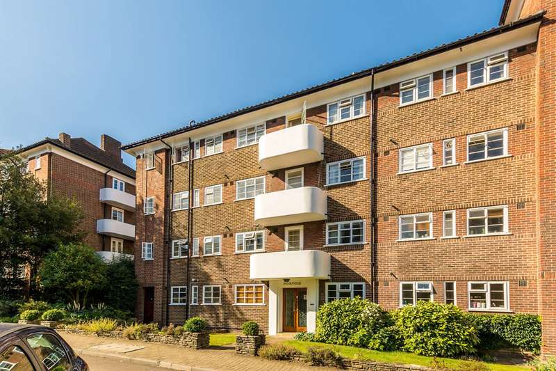 2 Bedrooms Flat for sale in Sheen Road, Richmond, TW10