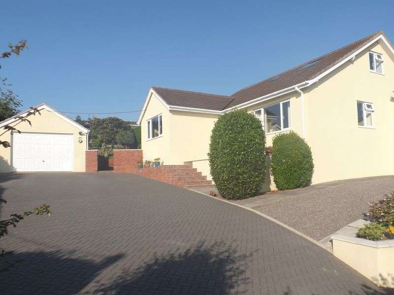 4 Bedrooms Detached Bungalow for sale in Seaton Down Hill, Seaton