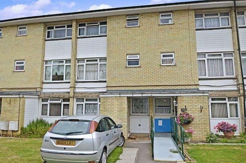 1 Bedroom Flat for sale in St Georges Way, MK12 5EX