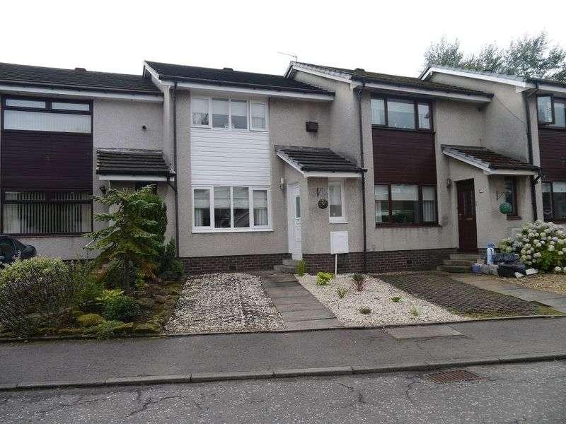 2 Bedrooms Terraced House for sale in Robert Burns Quadrant, Bellshill