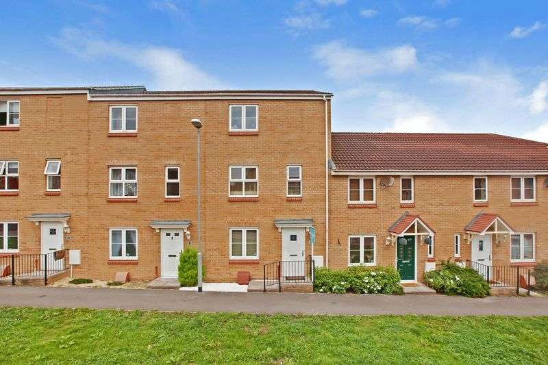 3 Bedrooms Terraced House for sale in Chillingham Drove, Stockmoor, Bridgwater