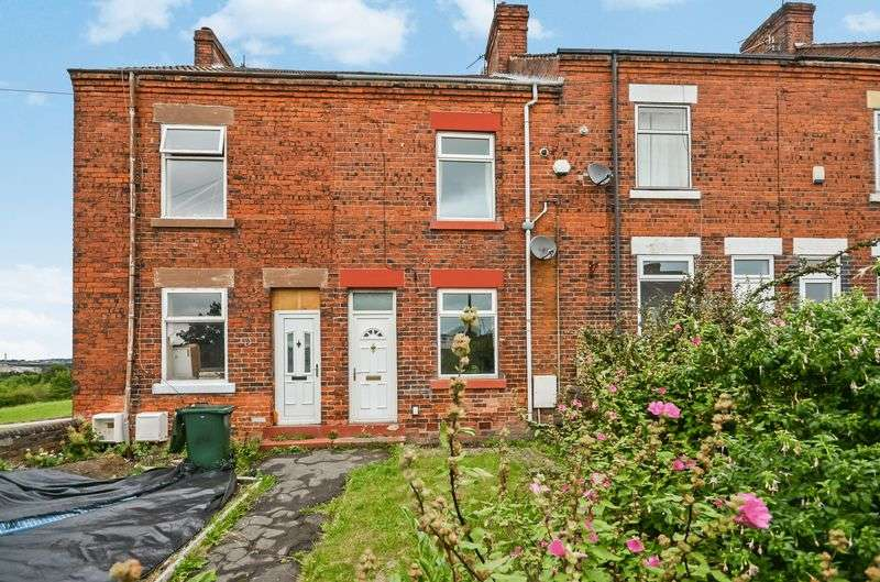 3 Bedrooms Terraced House for sale in Oldgate Lane, Thrybergh, Rotherham, S65