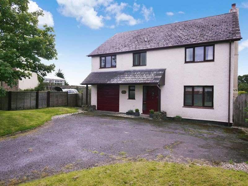 4 Bedrooms Detached House for sale in Highampton, Beaworthy