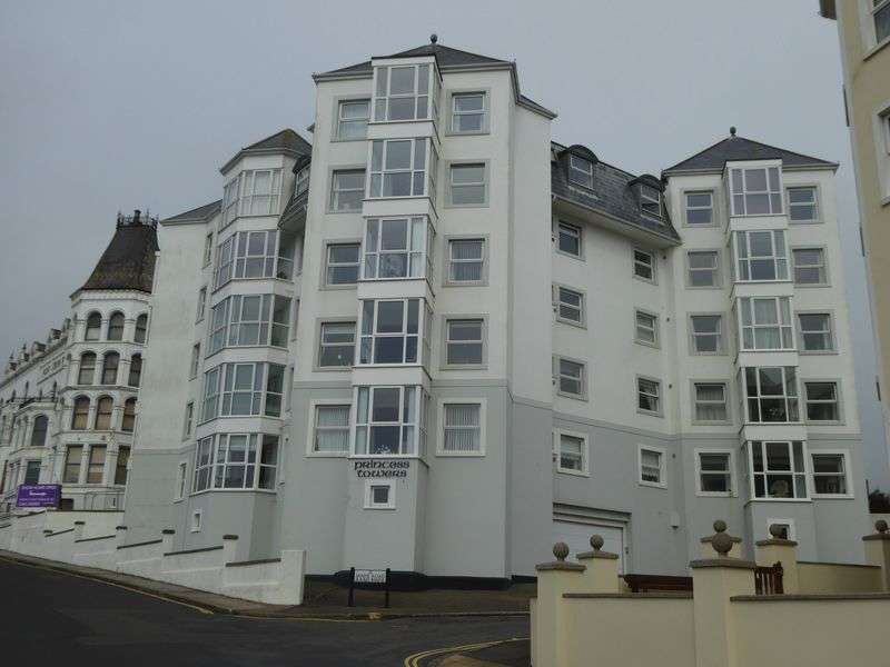 2 Bedrooms Flat for sale in The Promenade, Port Erin