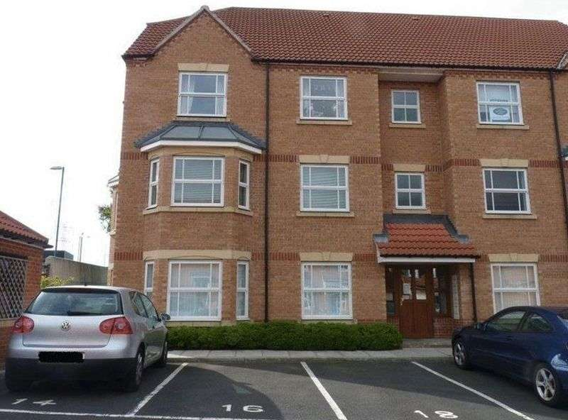2 Bedrooms Flat for sale in Fenwick Close, Newcastle Upon Tyne