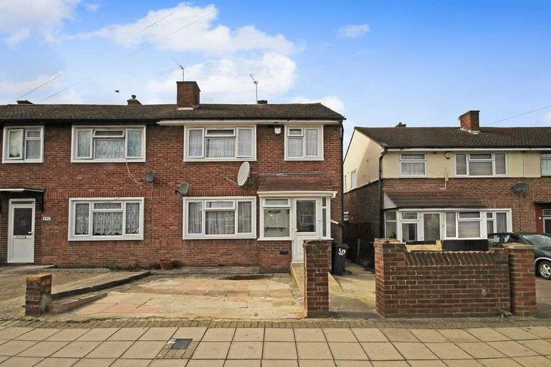 5 Bedrooms Terraced House for sale in Allenby Road, Southall