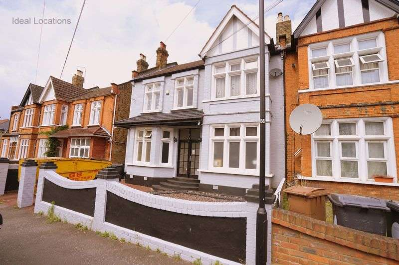 6 Bedrooms Semi Detached House for sale in Double Fronted House, Chadwick Road, Upper Leytonstone London, E11