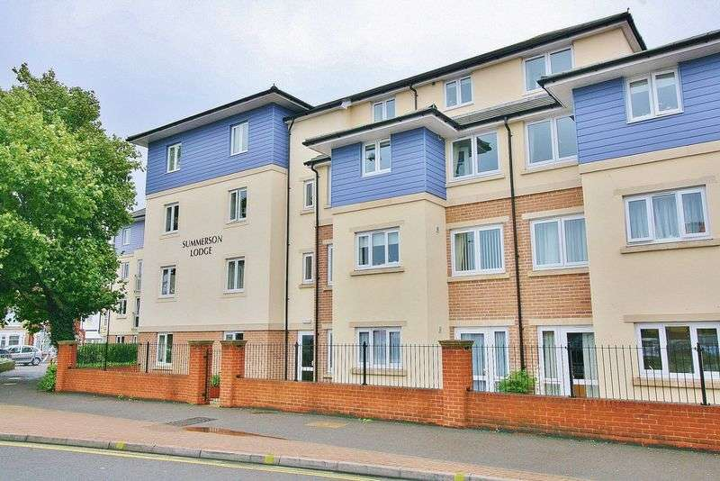 1 Bedroom Retirement Property for sale in Alverstone Road, Southsea