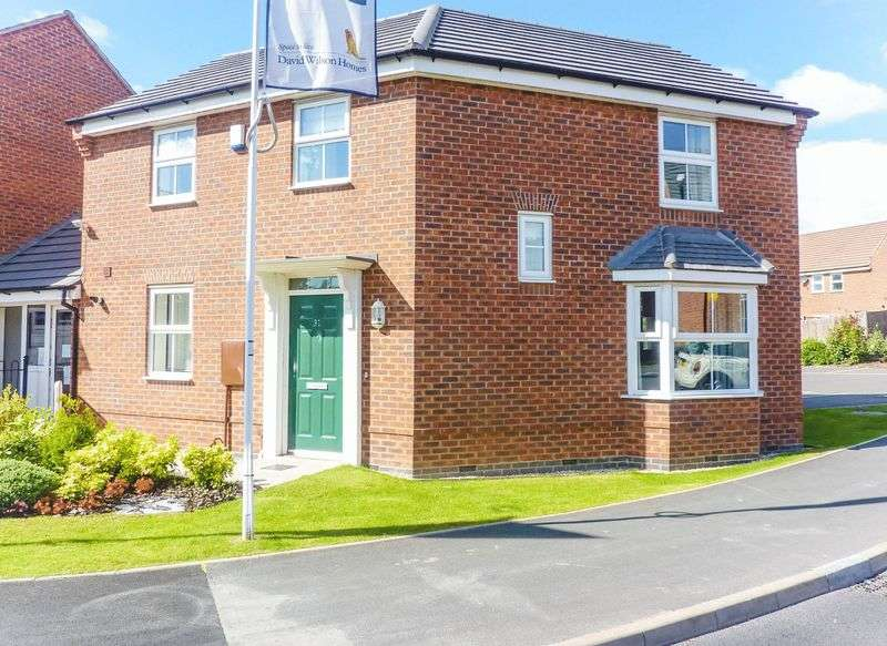 3 Bedrooms Detached House for sale in Water Reed Grove, Leamore, Walsall