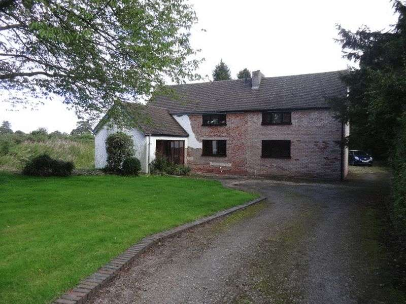4 Bedrooms Detached House for sale in Station Road, Burntwood