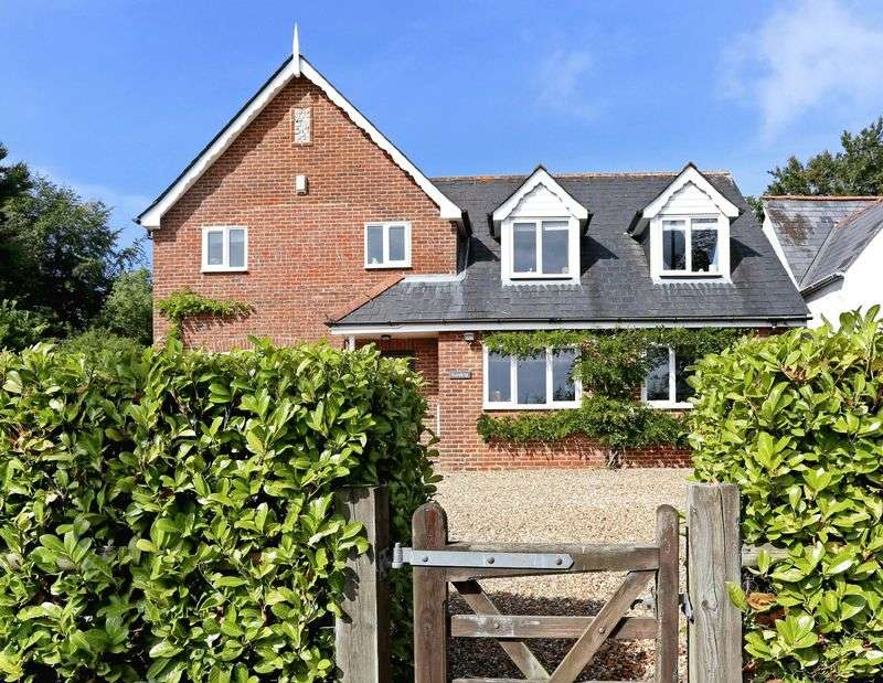 5 Bedrooms Detached House for sale in Dummer Down Lane, Dummer, Nr Basingstoke, Hampshire