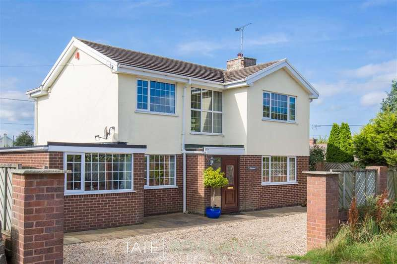3 Bedrooms Detached House for sale in Fairways, Brynford