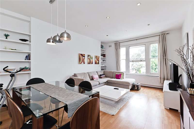 2 Bedrooms Flat for sale in Elsham Road, London, W14