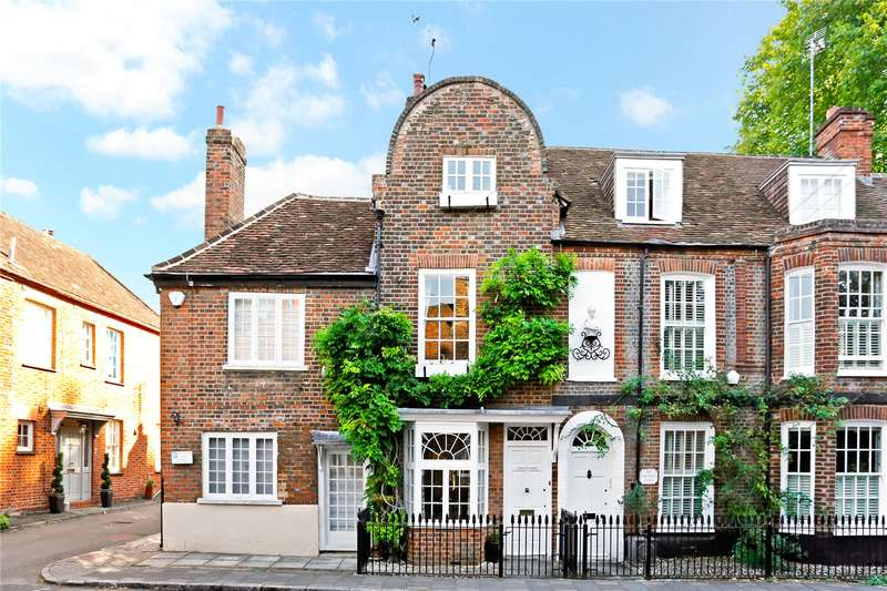 3 Bedrooms Terraced House for sale in St. Peter Street, Marlow, Buckinghamshire, SL7