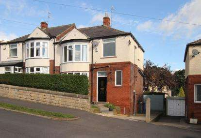 3 Bedrooms Semi Detached House for sale in Greystones Hall Road, Sheffield