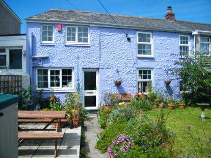 2 Bedrooms Terraced House for sale in Park Bottom, Redruth, Cornwall