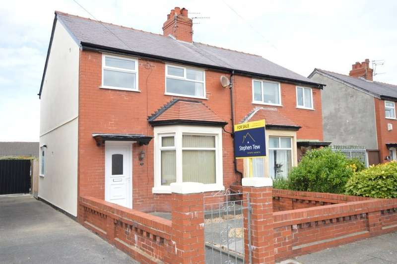 3 Bedrooms Semi Detached House for sale in Sawley Avenue, South Shore