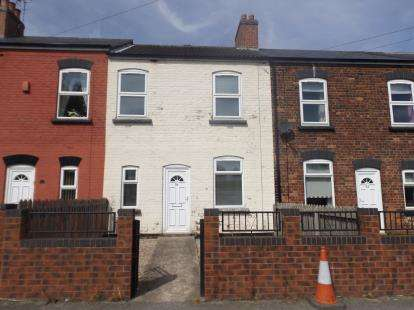 3 Bedrooms Terraced House for sale in Carter Lane, Warsop Vale, Mansfield, Nottinghamshire