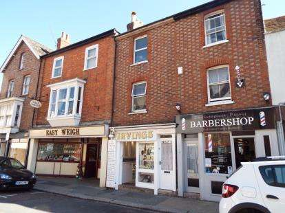 2 Bedrooms Maisonette Flat for sale in Newport, Isle Of Wight