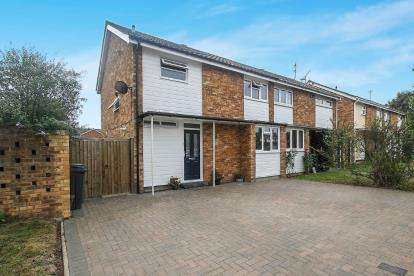 3 Bedrooms Semi Detached House for sale in Witham, Essex, N/A