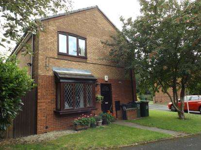 1 Bedroom Maisonette Flat for sale in Wolfsbane Drive, Walsall, West Midlands