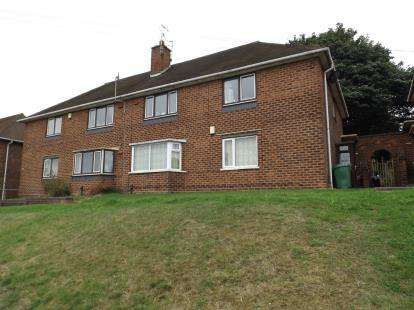 2 Bedrooms Maisonette Flat for sale in Southbourne Avenue, Walsall, West Midlands