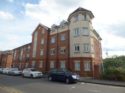 1 Bedroom Flat for sale in Eaton Court, Trent Road, Nuneaton, Warwickshire