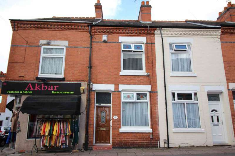 3 Bedrooms Terraced House for sale in Chatsworth Street, Highfields